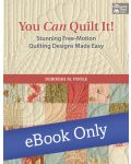 Martingale - You Can Quilt It! eBook