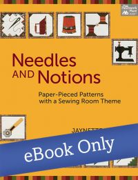 Martingale - Needles and Notions eBook