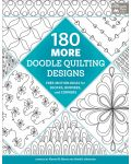 Martingale - 180 More Doodle Quilting Designs (Print version + eBook bundle)