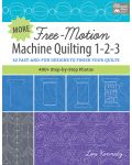 Martingale - More Free-Motion Machine Quilting 1-2-3 (Print version + eBook bund
