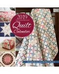 Martingale - 2019 That Patchwork Place Quilt Calendar