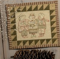 Martingale - Stitches from the Yuletide (Print version + eBook bundle)