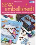 Martingale - Sew Embellished! (Print version + eBook bundle)