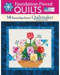 Martingale - Foundation-Pieced Quilts (Print version + eBook bundle)